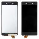 LCD-XPERIAXNOIR - Ecran complet vitre tactile + LCD pour Xperia X coloris gris foncé