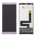 LCD-XZ2ROSE - Ecran complet vitre tactile + LCD Xperia XZ2 Rose origine Sony