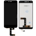 LCD-Y52NOIR - Ecran LCD et vitre tactile Huawei Y5-2 noir pour réparation écran