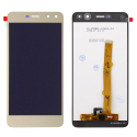 LCD-Y62017GOLD - Ecran complet Huawei Y6-2017 Vitre tactile + LCD coloris gold