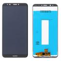 LCD-Y72018NOIR - Ecran complet Huawei Y7-2018 Vitre tactile + LCD coloris noir