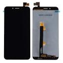 LCD-ZC553KLNOIR - Ecran complet Asus Zenfone 3 Max Plus ZE553KL noir vitre tactile + LCD