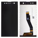 LCDTOUCH-XA2ULTRANOIR - Ecran complet vitre tactile + LCD pour Xperia XA2-Ultra coloris noir