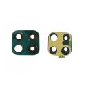 LENS-P40LITEVERT - Vitre appareil photo Huawei P40 LITE verre lentille caméra coloris vert