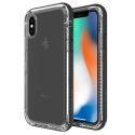 LIFE-NEXT-IPXNOIR - Coque LifeProof Next iPhone X coloris noir