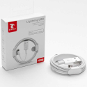LTP-F7000-LIGHTNING - Câble iPhone / iPad Lightning de LTPLUS 1 mètre / Charge rapide 2A