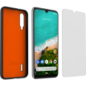 MFXMPACKTPUMIA3 - Pack protection Coque + Verre écran Xiaomi Mi-A3