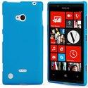 MINIGELBLEULUM720 - Coque Housse minigel bleu glossy Lumia 720 Nokia