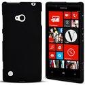 MINIGELNOIRUM720 - Coque Housse minigel noir glossy Lumia 720 Nokia