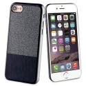 MLPAK0012 - Pack féminin Coque Strass iPhone 6/7/8 et vernis à ongles couleur noire