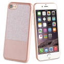 MLPAK0015 - Pack féminin Coque Strass iPhone 6/7/8 et vernis à ongles couleur rose