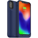 MOPHIE-JUICEIPXBLEU - Coque batterie Mophie Juice Pack Air iPhone X/Xs coloris bleu nuit
