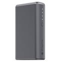 MOPHIE-POWERBOOSTNOIR - Batterie de secours Mophie PowerBoost 5200mAh Noir extra-compacte