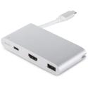 MOSHI-99MO084204 - Adaptateur Moshi USB-C vers HDMI / USB / USB-C