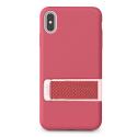 MOSHI-CAPTOIPXSMAXROSE - Coque Moshi pour iPhone XS-Max Gamme Capto coloris rose