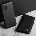 MOSHI-OVERIP11PMAXNOIR - Etui Moshi iPhone 11 Pro Max gamme Overture détachable 2en1 coloris noir