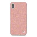 MOSHI-VESTAIPXSMAXROSE - Coque Moshi pour iPhone XS Max Gamme Vesta coloris rose