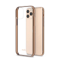 MOSHI-VITROIP11PROGOLD - Coque iPhone 11 PRO Moshi Vitros dos transparent et contour gold
