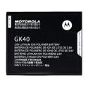 MOTOROLA-GK40 - Batterie Motorola GK40 pour Motorola G4 Play et Motorola G5