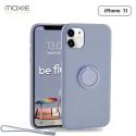 MOX-BELOOPIP11LAV - Coque souple iPhone 11 Be-Loop de Moxie coloris lavande