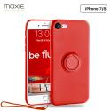 MOX-BELOOPIP7RED - Coque souple iPhone 7/8 Be-Loop de Moxie coloris rouge