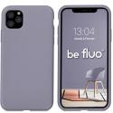 MOX-FLUOIP11PMAXLAVANDE - Coque souple Be Fluo coloris lavande pour iPhone 11 Pro-Max