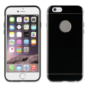 MPBKC0002-IP6 - Coque Muvit PRO antichoc noire pour iPhone 6/6s
