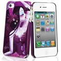MUBKC0472 - Coque Muvit collection Art Sybile pour iPhone 4S et 4