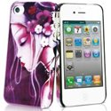 MUBKC0473 - Coque Muvit collection Art Sybile pour iPhone 4S et 4