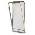 MUBUM0006-IP7GOLD - Contour bumper iPhone 7 en aluminium gold