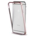 MUBUM0008-IP7ROSE - Contour bumper iPhone 7 en aluminium rose gold