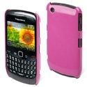MUCCPBK9700003 - Coque rigide Muvit rose glossy Blackberry Bold 9700 9780