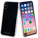 MUCRY0168 - Muvit Coque Crystal pour Apple iPhone X transparent
