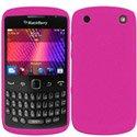 MURUB0030 - Housse silicone rose Blackberry Curve 9360 et 9370