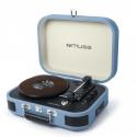 MUSE-MT-201BTB - Muse platine tourne-disque vinyle+ Enceinte bluetooth Muse-MT-201BTB