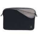 MW-400053-PRORETINA13P - Pochette zippée MacBook Pro Retina 13 pouces noir et gris mousse protectrice