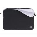 MW-410022-PRORETINA15P - Pochette zippée MacBook Pro Retina 15 pouces noire - mousse protectrice