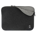 MW-410069-PRO13P - Pochette zippée MacBook Pro 13 pouces gris anthractite - mousse protectrice