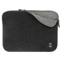 MW-410070-PRO15P - Pochette zippée MacBook Pro 15 pouces gris anthractite - mousse protectrice