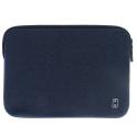 MW-410074-PRO13 - Pochette zippée MacBook pro 13 pouces bleu - mousse protectrice