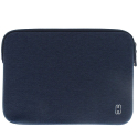 MW-410076-AIR13 - Pochette zippée MacBook Air 13 pouces bleu - mousse protectrice