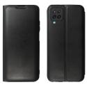 MWFLS0004-A12 - Etui Galaxy A12 de MyWay Folio-Case rabat latéral noir