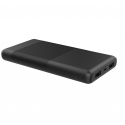 MYWAY-POWER10K - Batterie PowerBank MyWay de 10.000 mAh noire