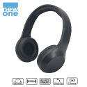 NEWONE-BT - Casque sans fil NewOne Bluetooth coloris noir