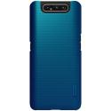 NILLKFROSTA80BLEU - Coque robuste Nillkin Frosted bleu pour Samsung Galaxy A80 / A90