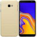 NILLKFROSTJ415GOLD - Coque robuste Galaxy J4+ Nillkin Frosted gold