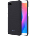 NILLKFROSTREDMI6A - Coque Xiaomi Redmi-6A Nillkin Frosted-Shiled rigide noir mat texturé