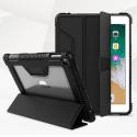 NILLKIN-IPAD972018 - Protection renforcée iPad 9,7 pouces (version 2017/2018) avec rabat écran