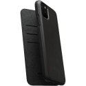 Etui Nomad Folio Rugged cuir noir iPhone 11 Pro