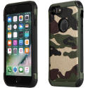NX-IP7ARMY - Coque antichoc iPhone 7/8 camouflage